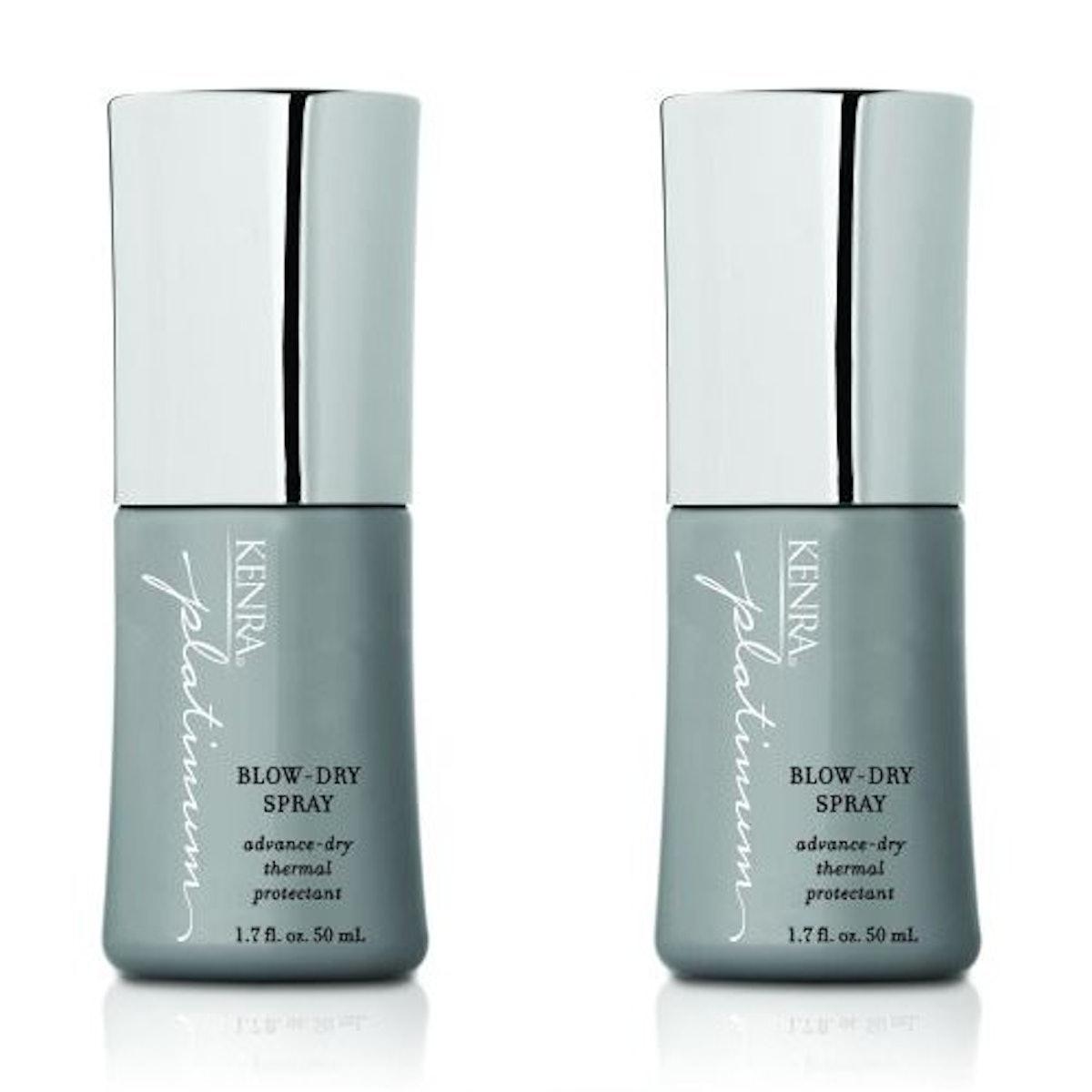 Kenra Platinum Blow Dry Spray (2 Pack)