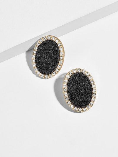 Delcia Druzy Stud Earrings
