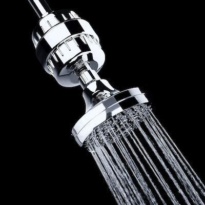 AquaBliss High Output Universal Shower Filter