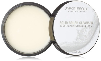 JAPONESQUE Solid Brush Cleanser