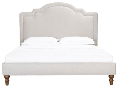 Cassis Upholstered Bed, King