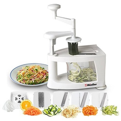 Mueller 8-In-1 Spiralizer