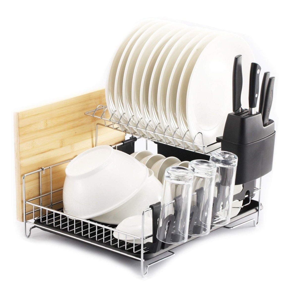 PremiumRacks Customizable Dish Rack