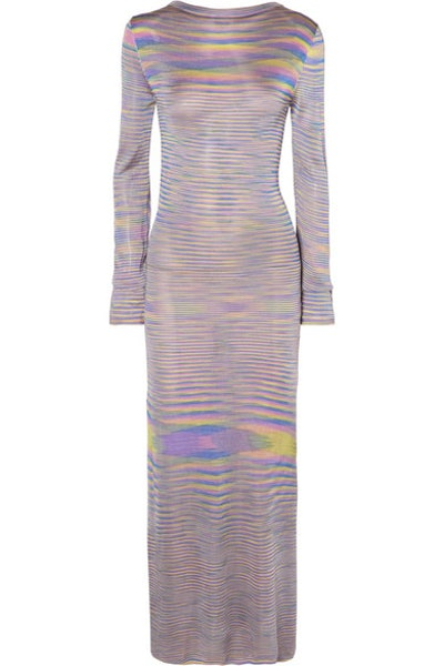 Penelope Knitted Midi Dress