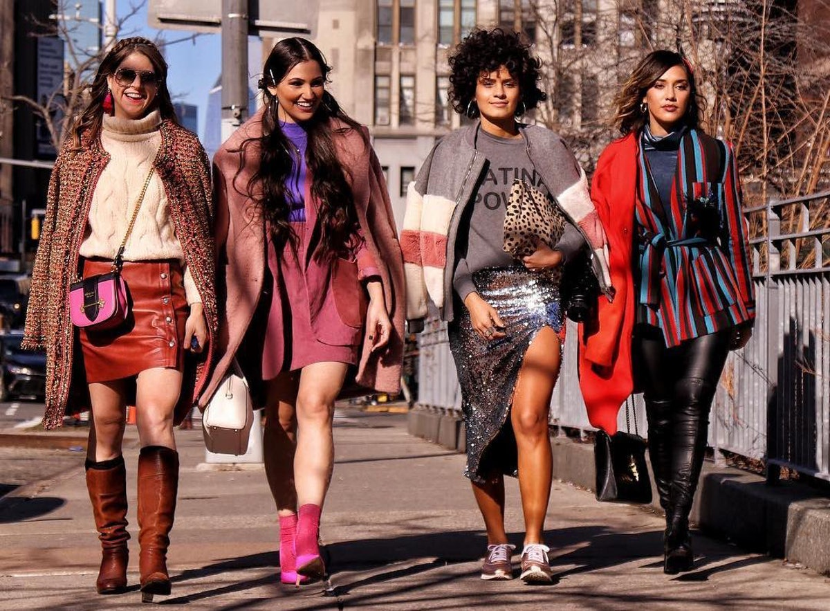 The Top 2019 Fashion Trends I Saw At NYFW Were All About Playing Up The Drama