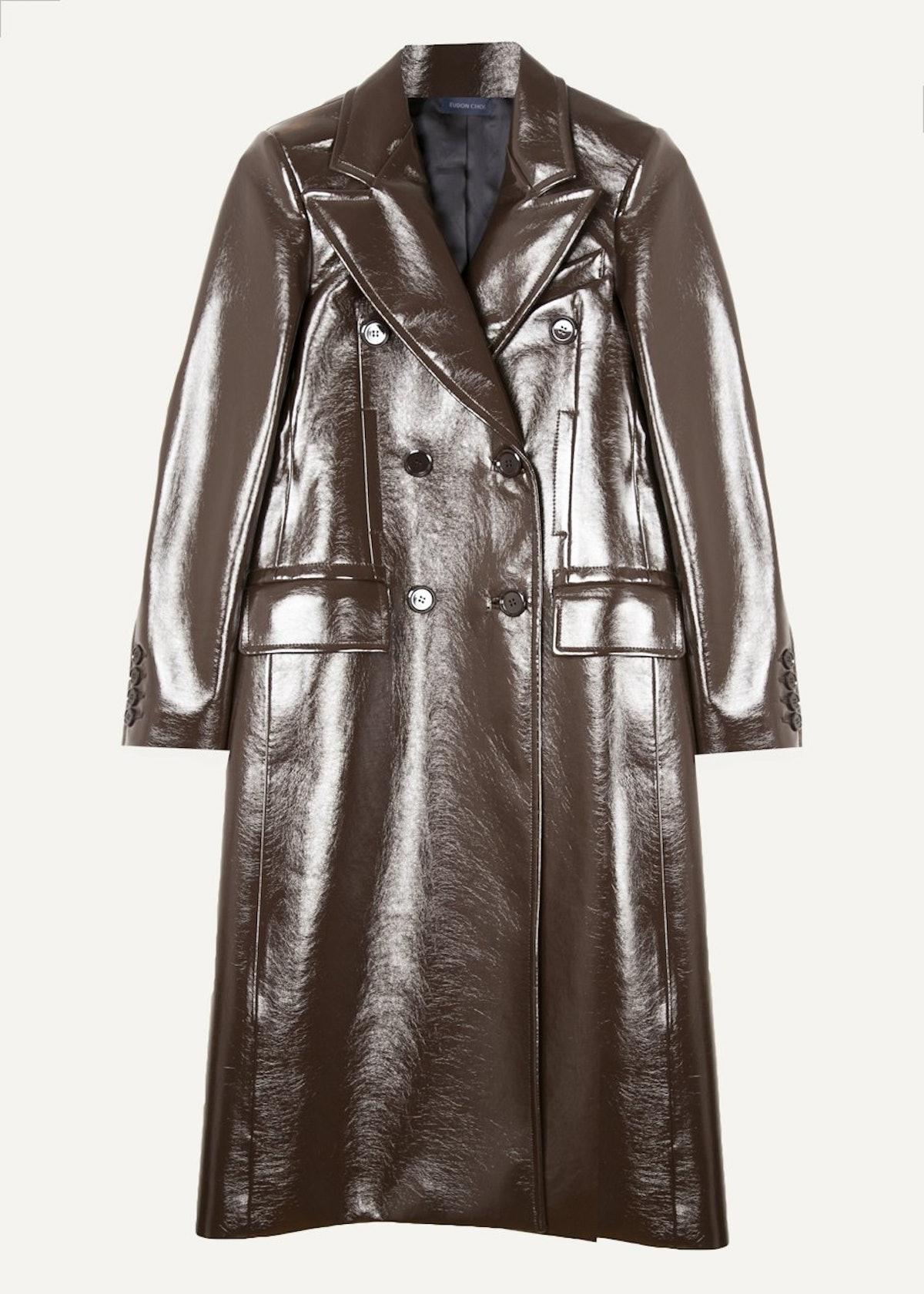 Brown Helena Coat