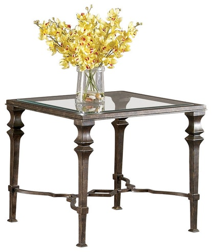 Lido Square End Table