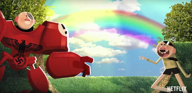 Love, Death & Robots: il trailer del nuovo prodotto animato Netflix 1