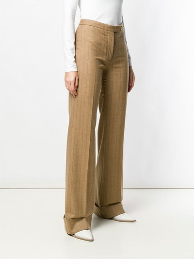 1990 Pinstriped Trousers