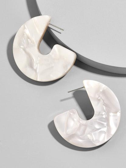 Fazia Resin Drop Earrings