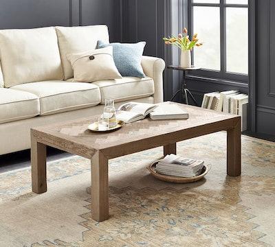 Hadley Reclaimed Wood Coffee Table