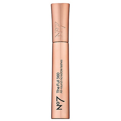 No7 The Full 360 All-In One Mascara, Brown/Black