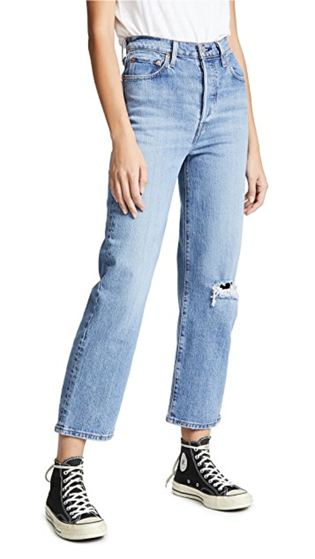 Ribcage Super High Rise Jeans
