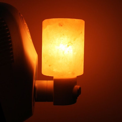 Syntus Himalayan Salt Night Light