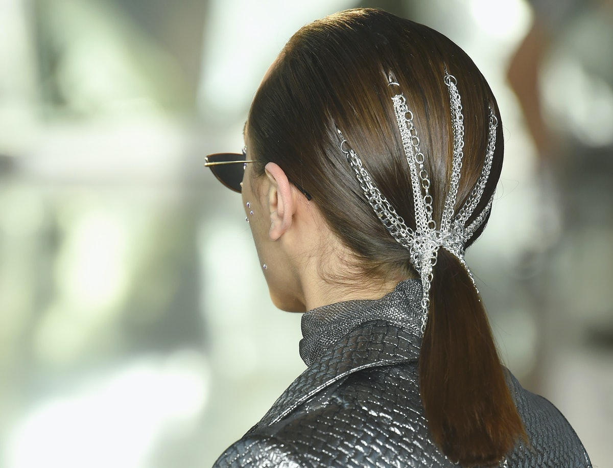 5 Fall 2019 Runway Hair Trends To Try This Weekend