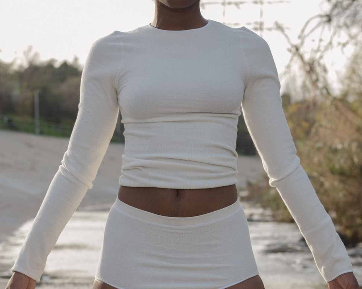 Aid Longsleeve – Buckle Cotton Knit