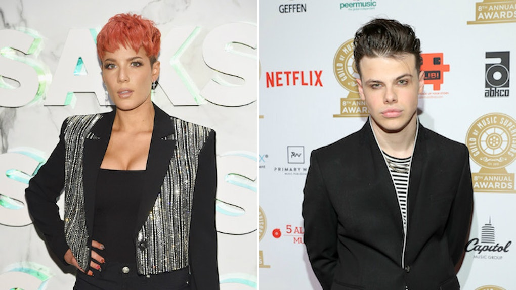 Who Is Yungblud? Halsey's Rumored New Boyfriend Just Dropped