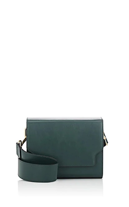 Vava Leather Shoulder Bag