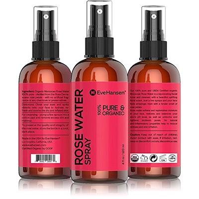Eve Hansen Rose Water Spray
