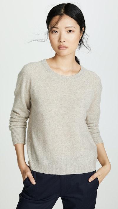 Essential Cashmere Sweatshirt