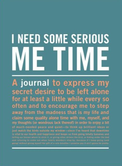 Knock Knock I Need Some Serious Me Time Inner-Truth Journal