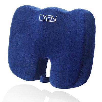 Cylen Memory Foam Bamboo Charcoal Infused Cushion