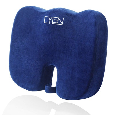 Cylen Memory Foam Bamboo Charcoal Infused Cushion