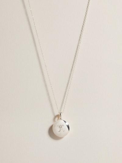 Signature Locket Necklace