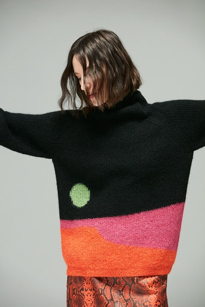Canyon Sweater Midnight