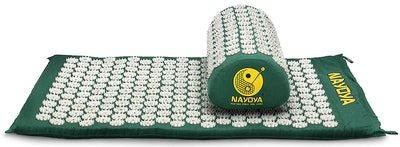 Nayoya Wellness Acupressure Mat and Pillow Set