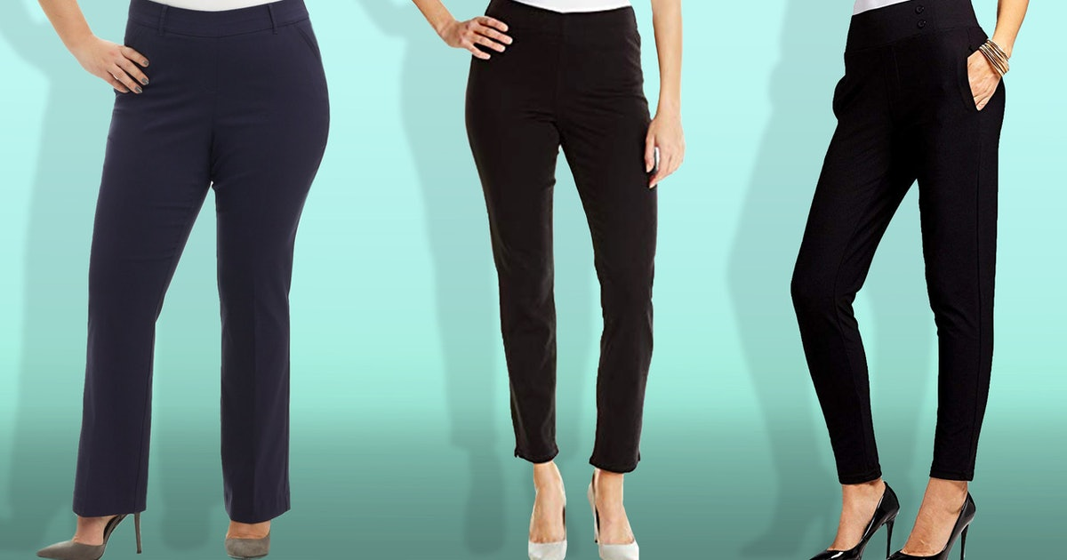 The 3 Best Work Pants For Petites