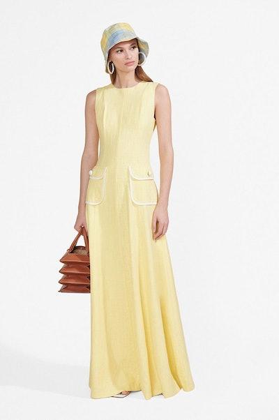 Bait Dress Daffodil