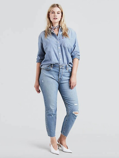 Wedgie Fit Jeans (Plus Size)