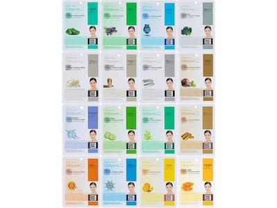 Dermal Collagen Essence Facial Mask Sheet