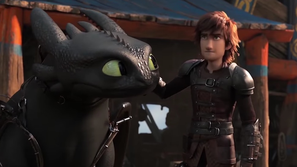 The Hidden World' Is The Last 'How To Train Your Dragon