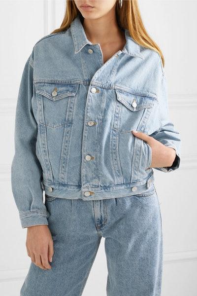 Charli Oversized Denim Jacket
