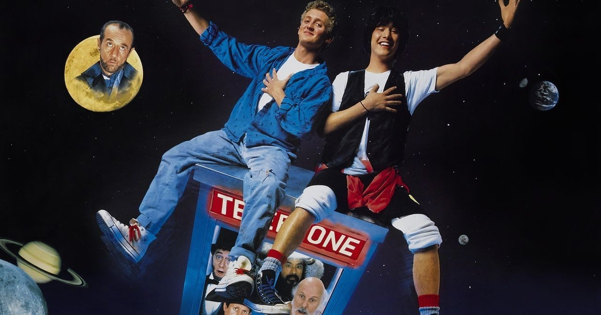 The 'Bill & Ted's Excellent Adventure' Cast On How One Silly Time Travel Movie Became Such A Triumphant Success