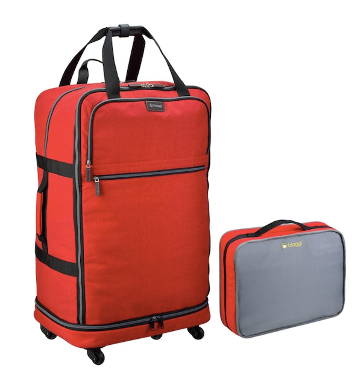 Biaggi Zipsak Microfold Suitcase