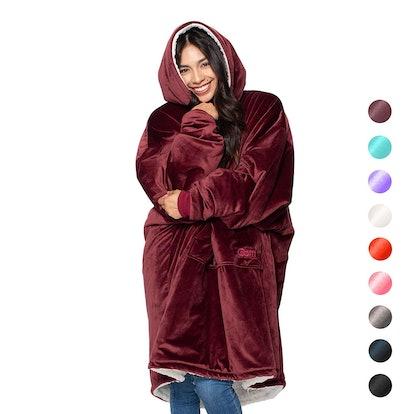 THE COMFY Oversized Sweatshirt Blanket