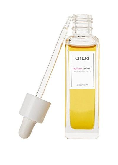 Amaki Japanese Tsubaki Beauty Face Oil