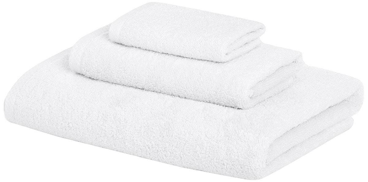 AmazonBasics Quick Dry Towels, 3-Piece Set