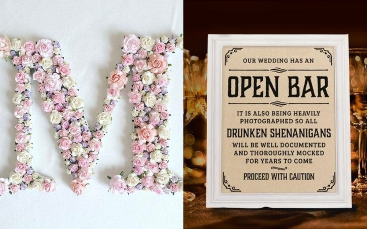 The Wedding Decor You Should Buy, Based On Your Zodiac Sign