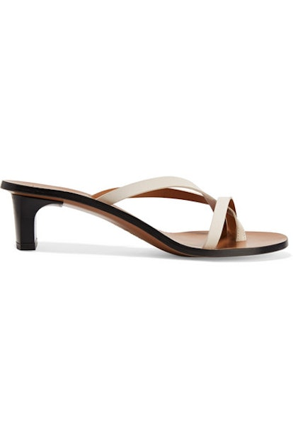 Toma Leather Sandals
