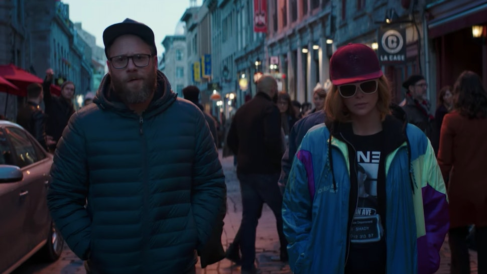 The 'Long Shot' Movie Trailer Pairs Seth Rogen & Charlize ...