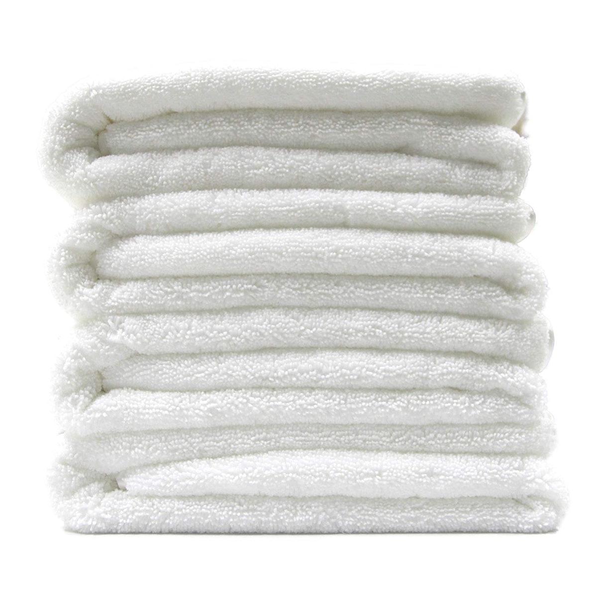 Polyte Quick Dry Microfiber Bath Towel, 4-Piece Set