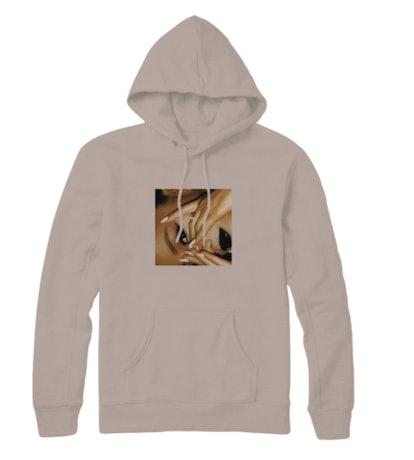 still hoodie + digital album