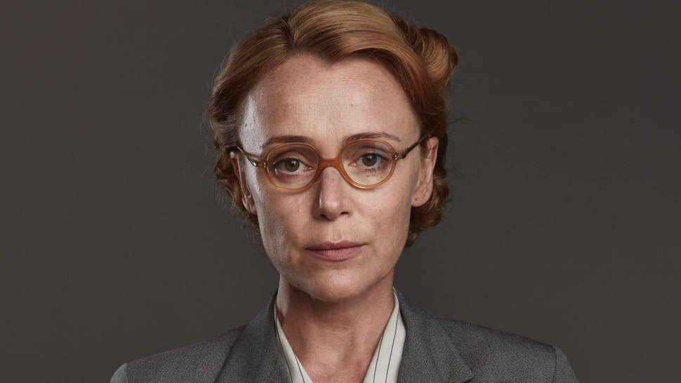 Keeley Hawes  Makeup In  Traitors  Is Super Minimal   Here s Why Her  Response Is So Important 33f97ec9a319