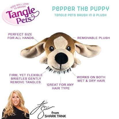 Tangle Pets Detangling Brush