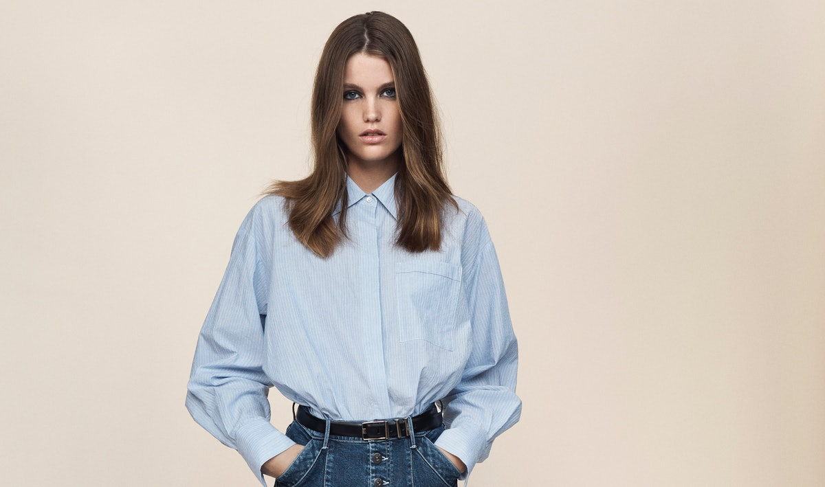 Jason Wu's 3x1 Collab Just Hit Stores With The Next Denim Trend To Try For Spring