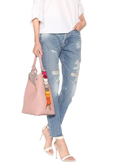 Le Original Skinny distressed jeans